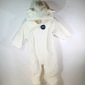 Baby Gap One Piece Bear Outfit